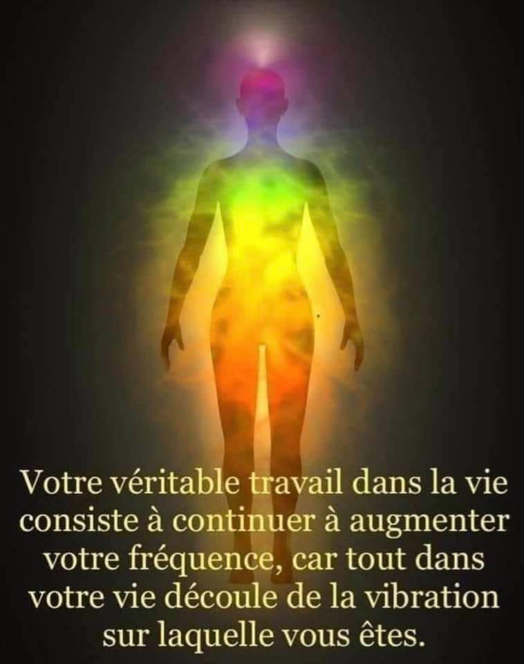 travail taux vibratoire