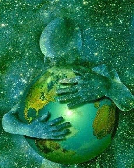 amour planète Terre